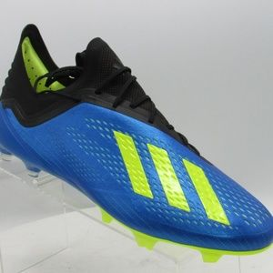 Adidas X 18.1 FG Size 13 Amputees Right Mens B5 C4